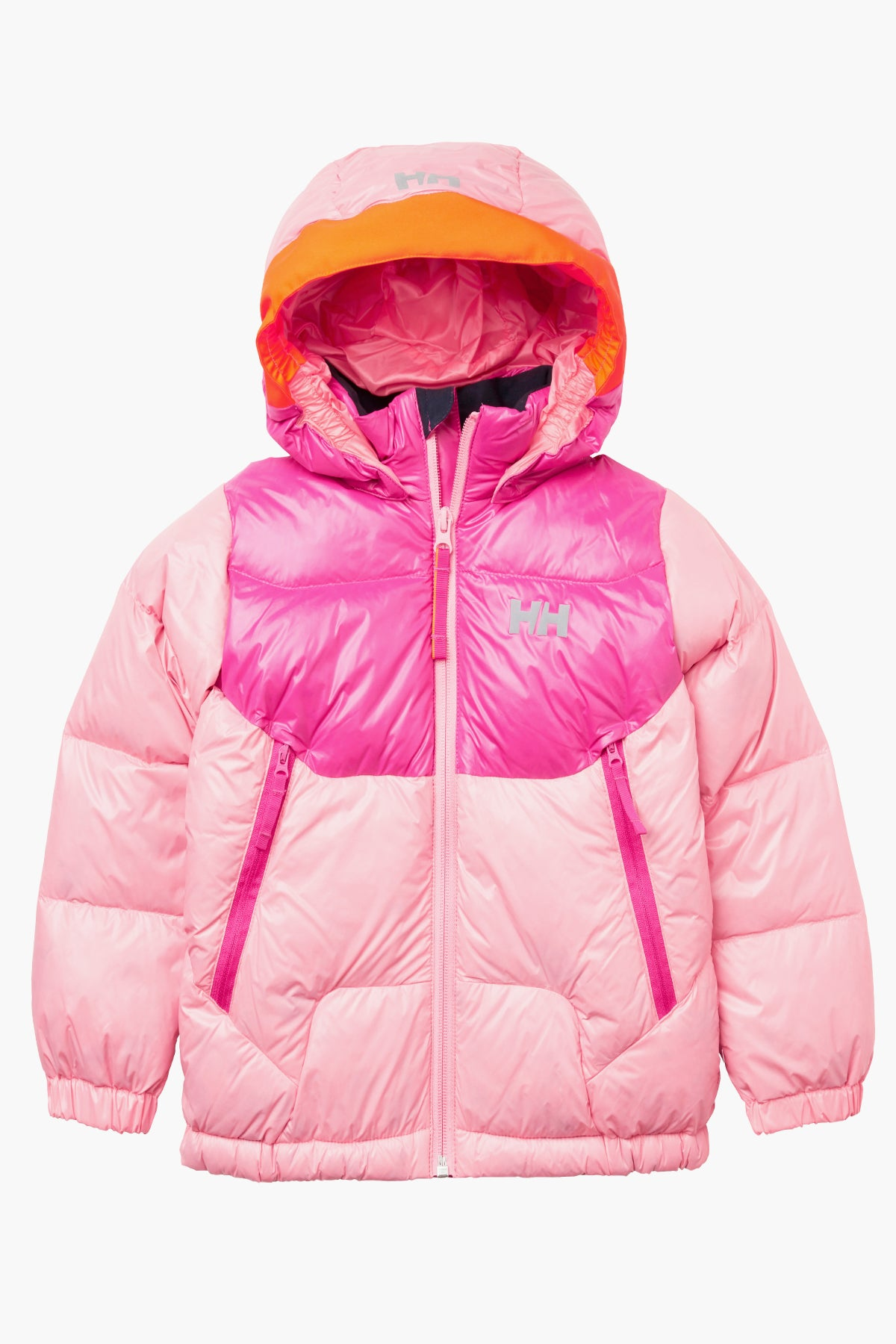 Helly Hansen Frost Down Girls Jacket - Conch Shell