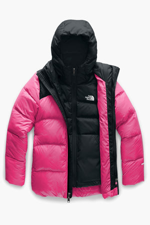 The North Face Double Down Triclimate Girls Jacket