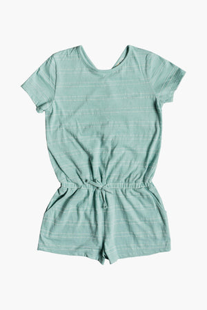 Roxy Nice Evening Short Sleeve Romper