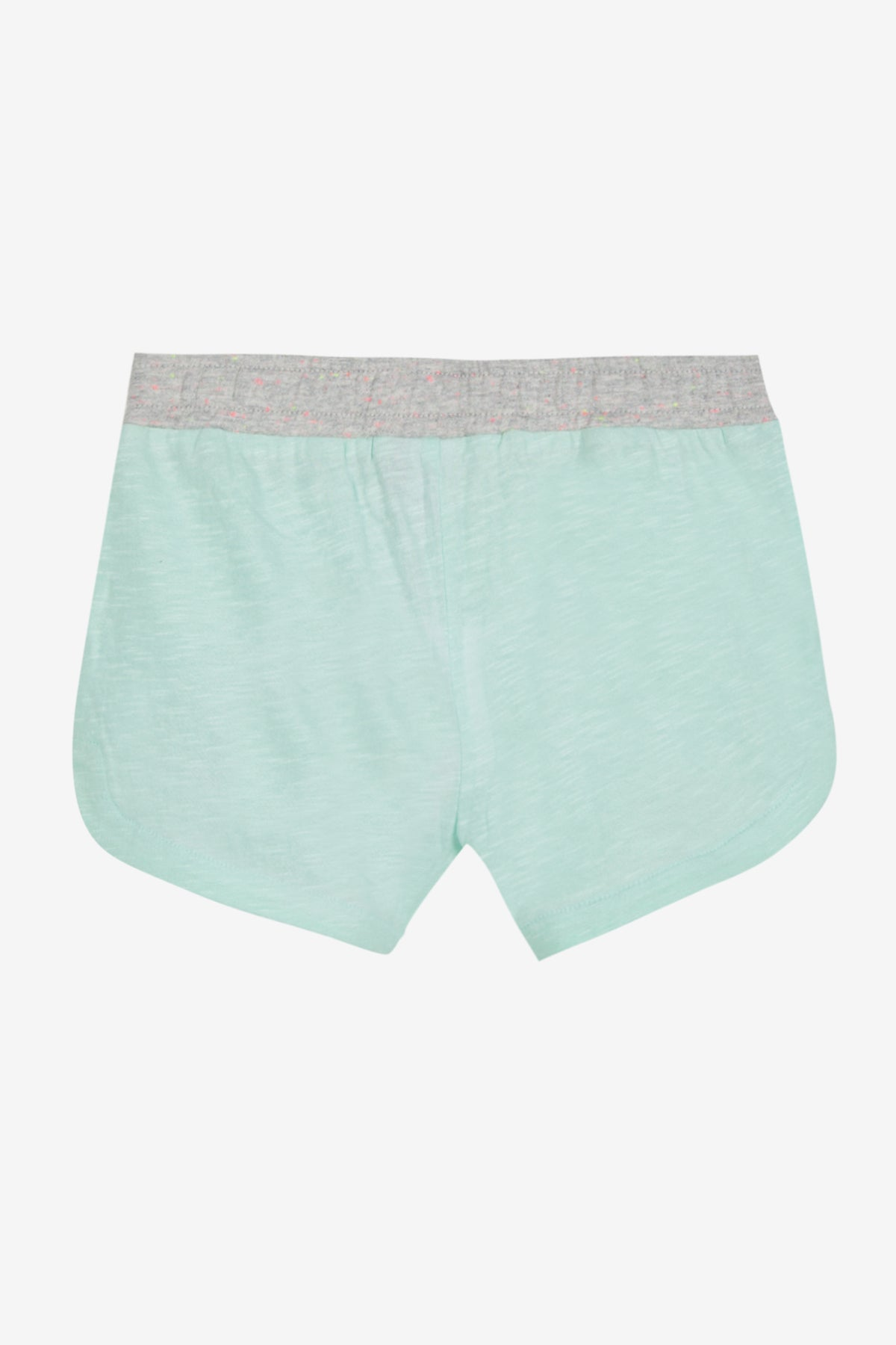 3pommes Celadon Green Baby Girls Shorts