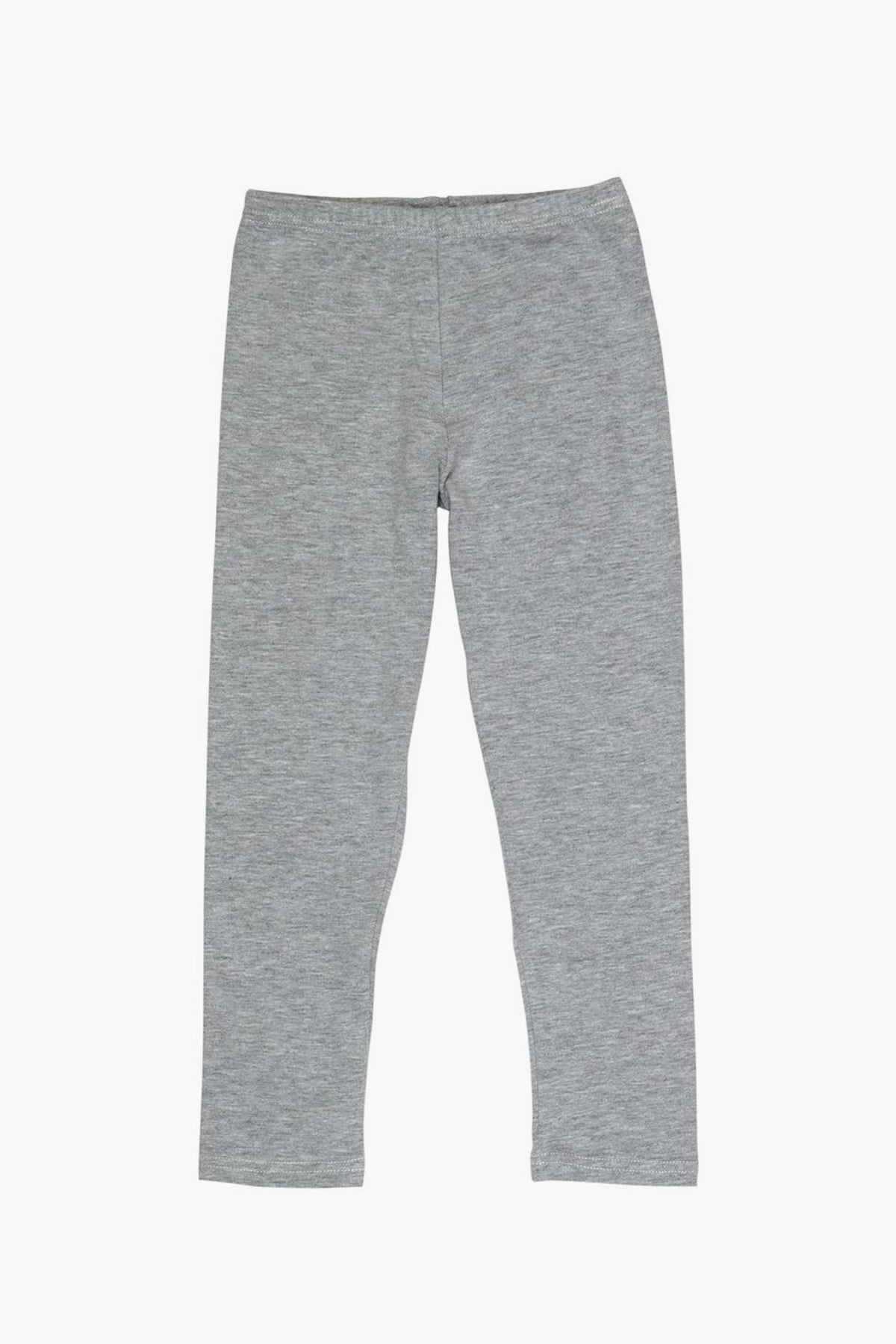 Basic Grey Girls Leggings