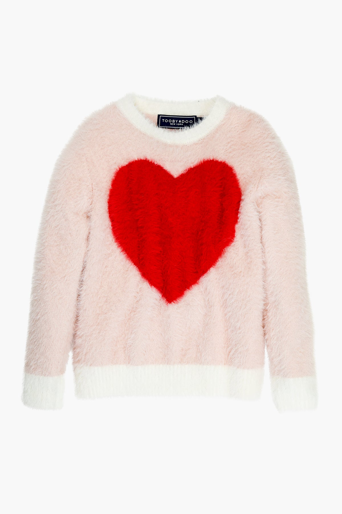 Toobydoo Big Heart Sweater