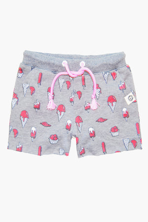 Mini Shatsu Ice Cream Girl Shorts