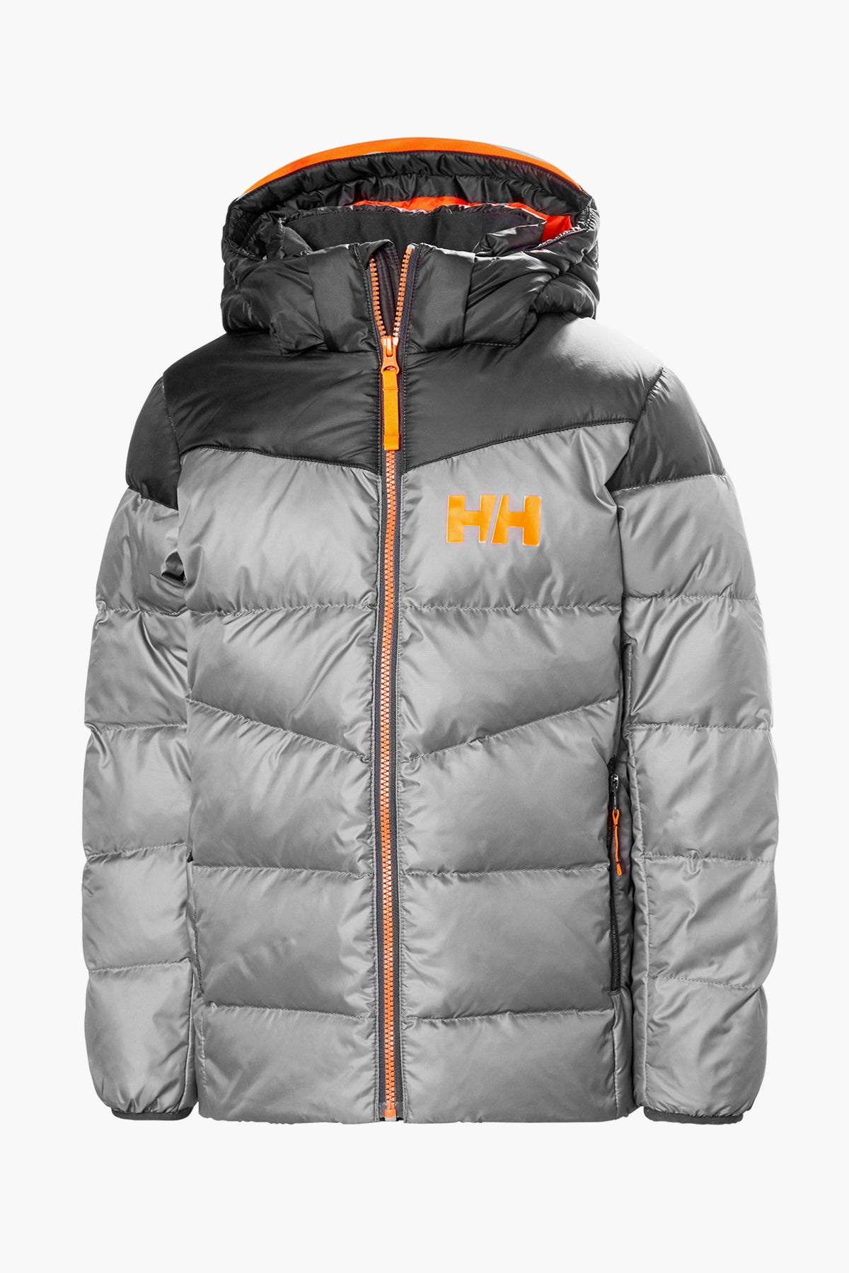 Helly Hansen Jr Isfjord Down Jacket - Quiet Shade