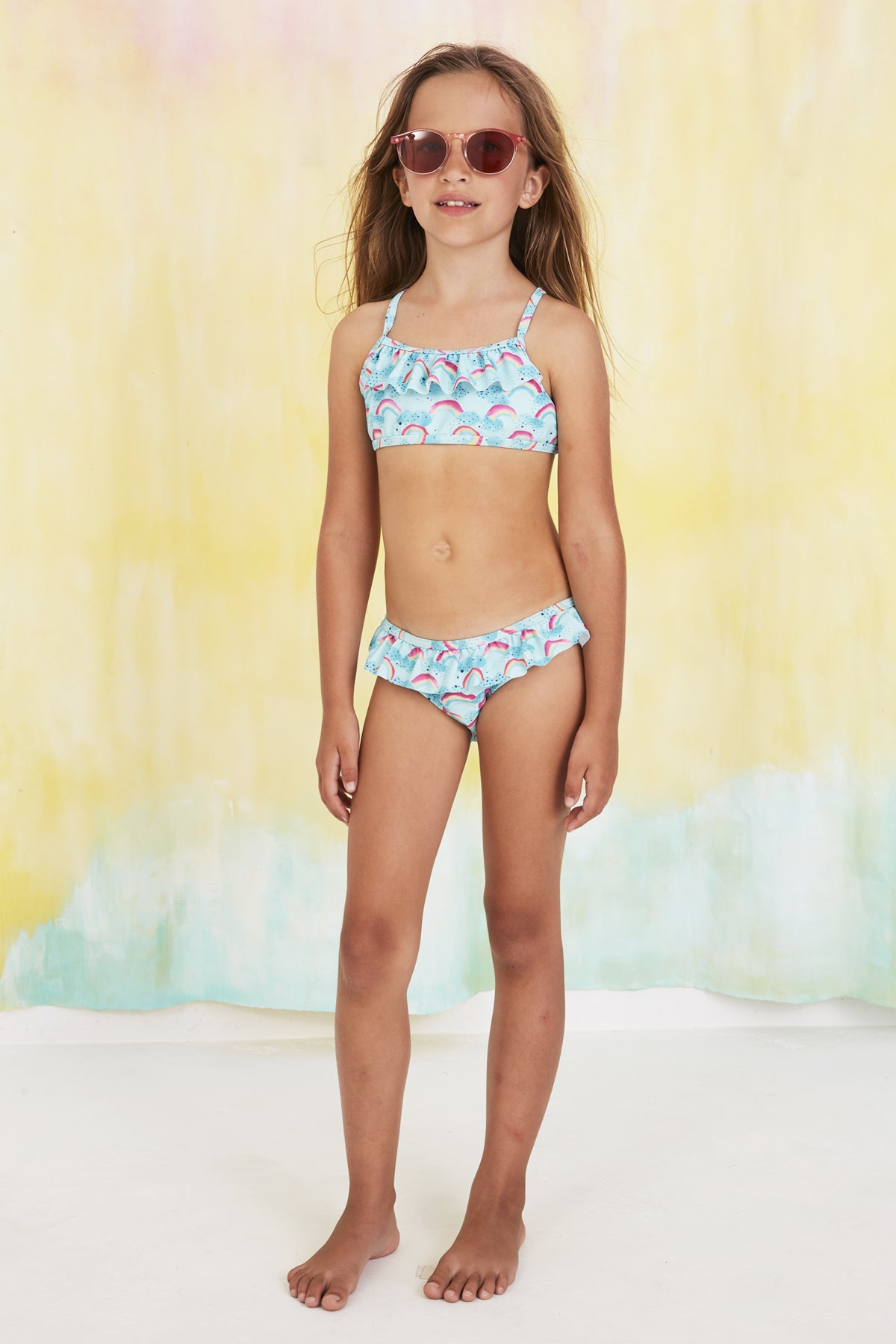 Soft Gallery Jewel Rainbow Bikini