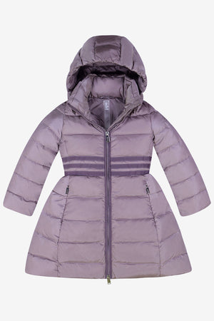 ADD Down Girls Lavender Coat