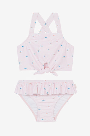 Seafolly Little Village Fish Tankini