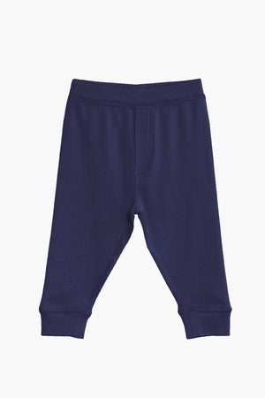 Wheat Dark Blue Lounge Pants