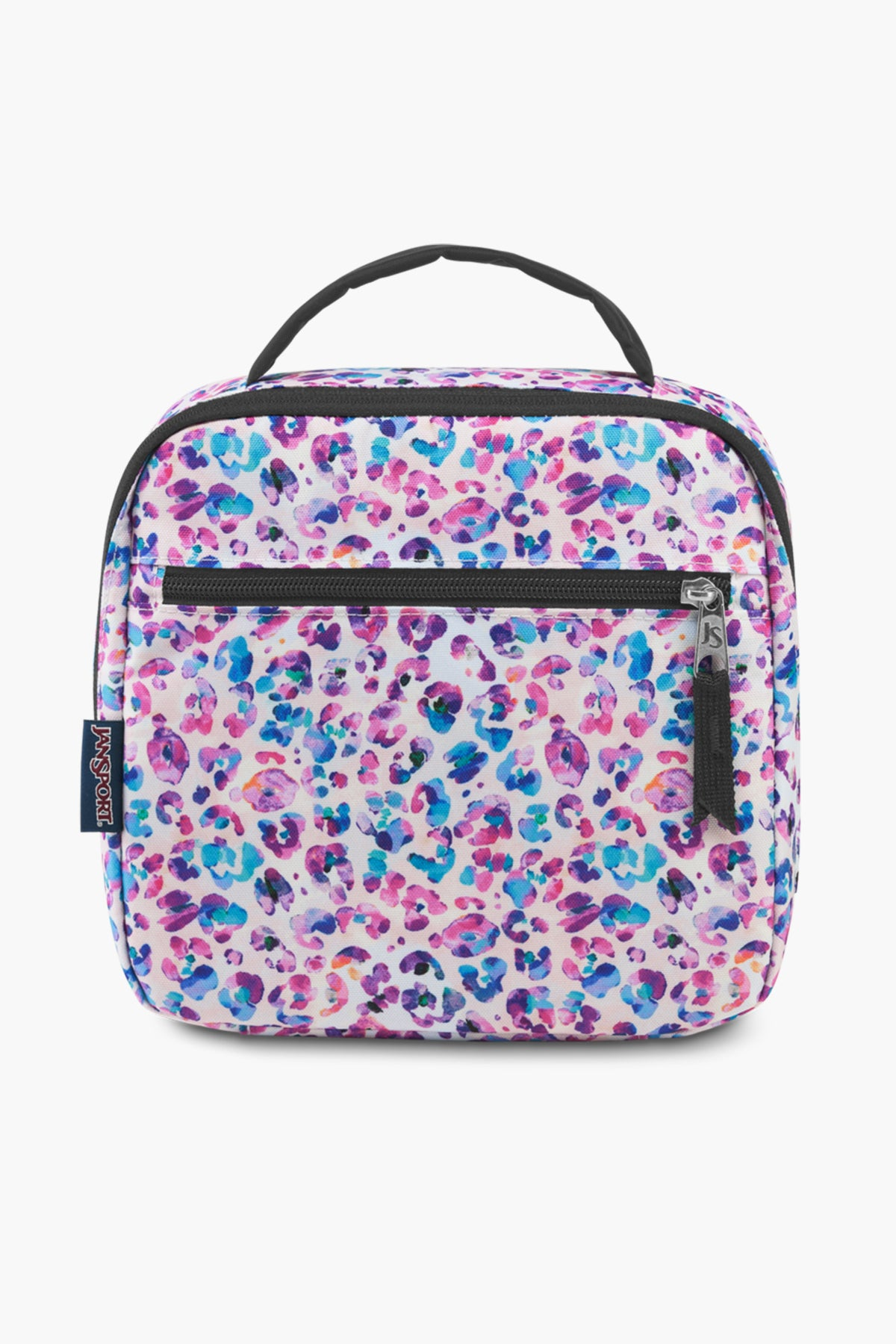 JanSport Lunch Break Kids Lunchbox - Leopard Dots
