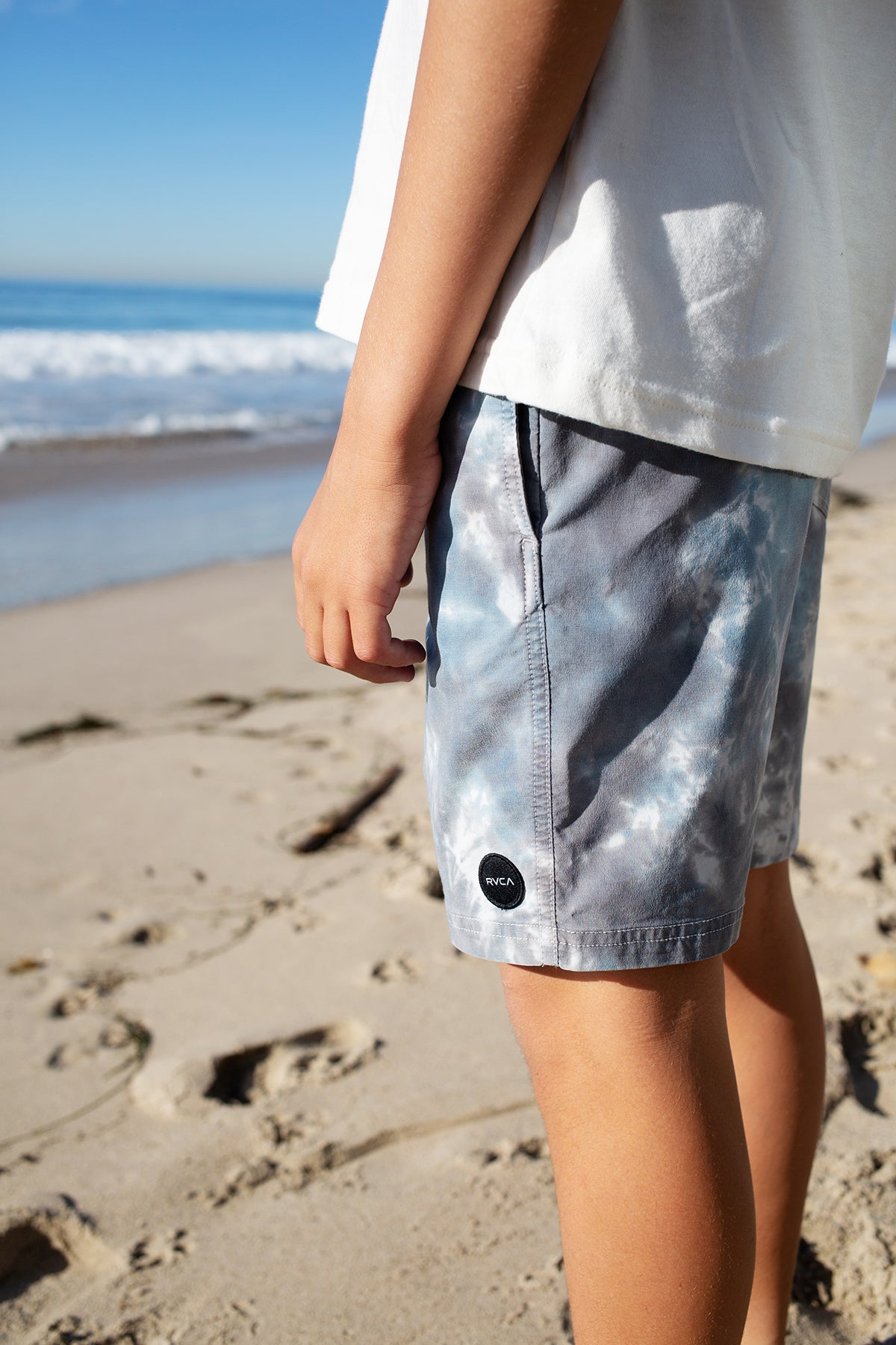 RVCA Manic Boys Board Shorts