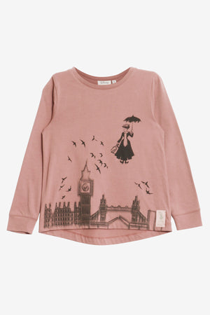 Wheat Mary Poppins Tee Shirt