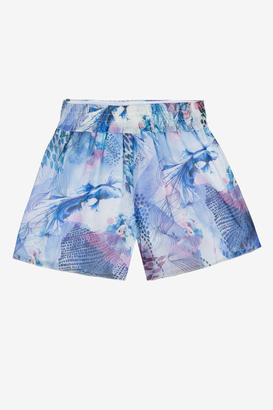 3pommes Mermaid Shorts