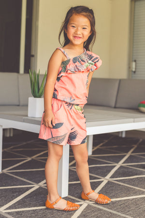 Joah Love Mia Palm Romper