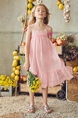 Nellystella Mia Dress - Sunset