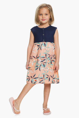 Roxy Sun And Waves Midi Dress