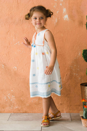 Lali Kids Midi Dress - Rainbow