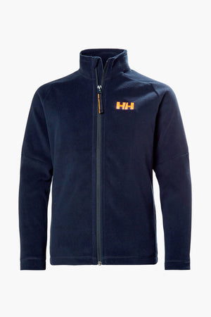 Helly Hansen Jr Daybreaker Fleece Jacket - Navy