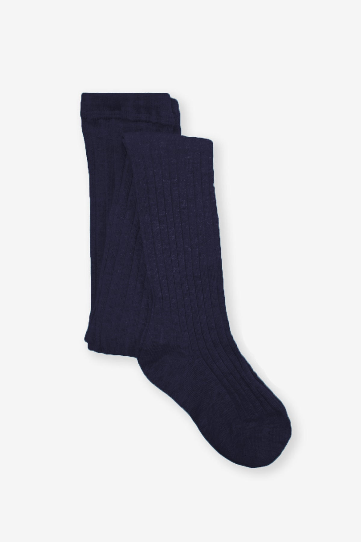 Jefferies Socks Rib Tights - Navy