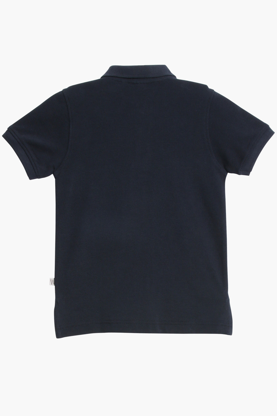 Wheat Anchor Polo - Navy