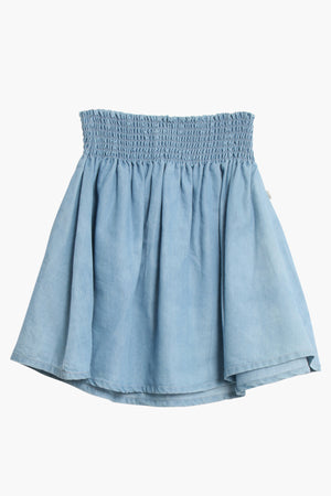 Wheat Netty Skirt