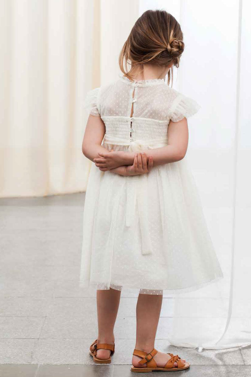Tocoto Vintage Tulle Occasion Dress