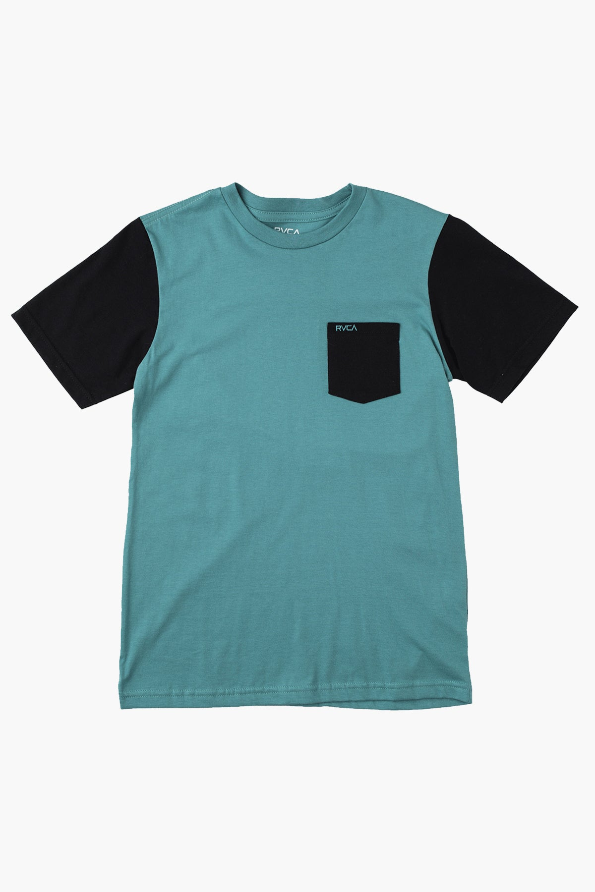 RVCA Ollie Color Block Boys T-Shirt