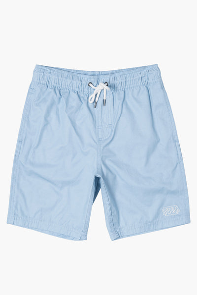 RVCA Opposites Boys Swim Shorts - Pale Blue