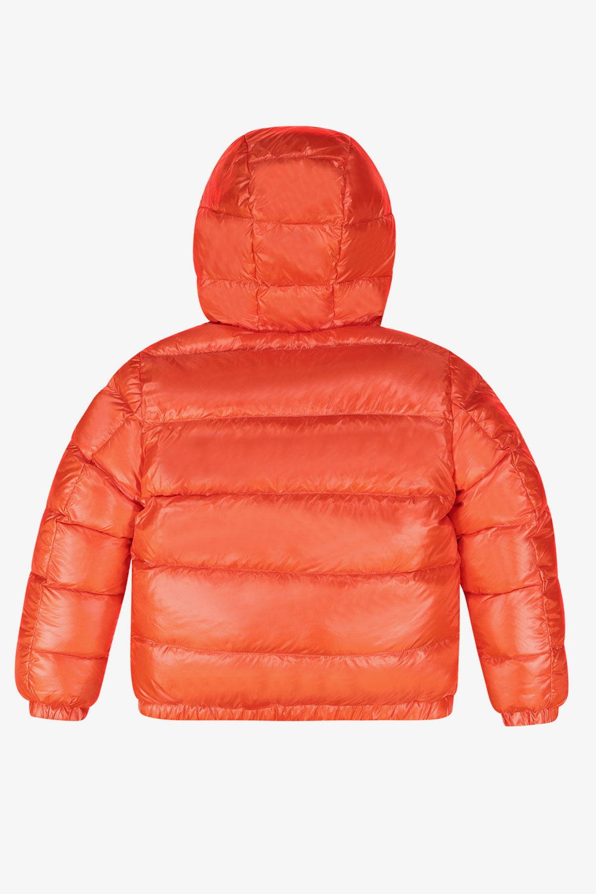 ADD Down Reversible Down Kids Jacket - Orange