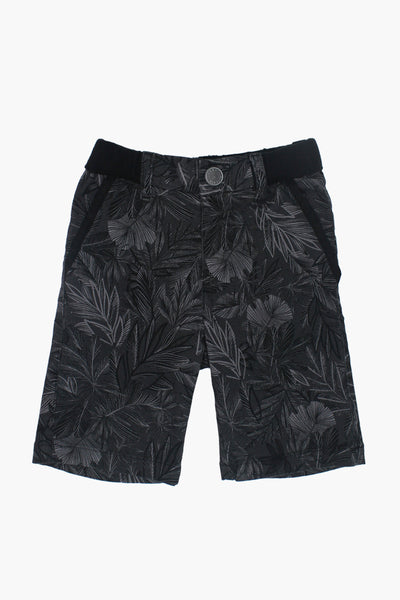 IKKS Palm Print Bermuda Boys Shorts