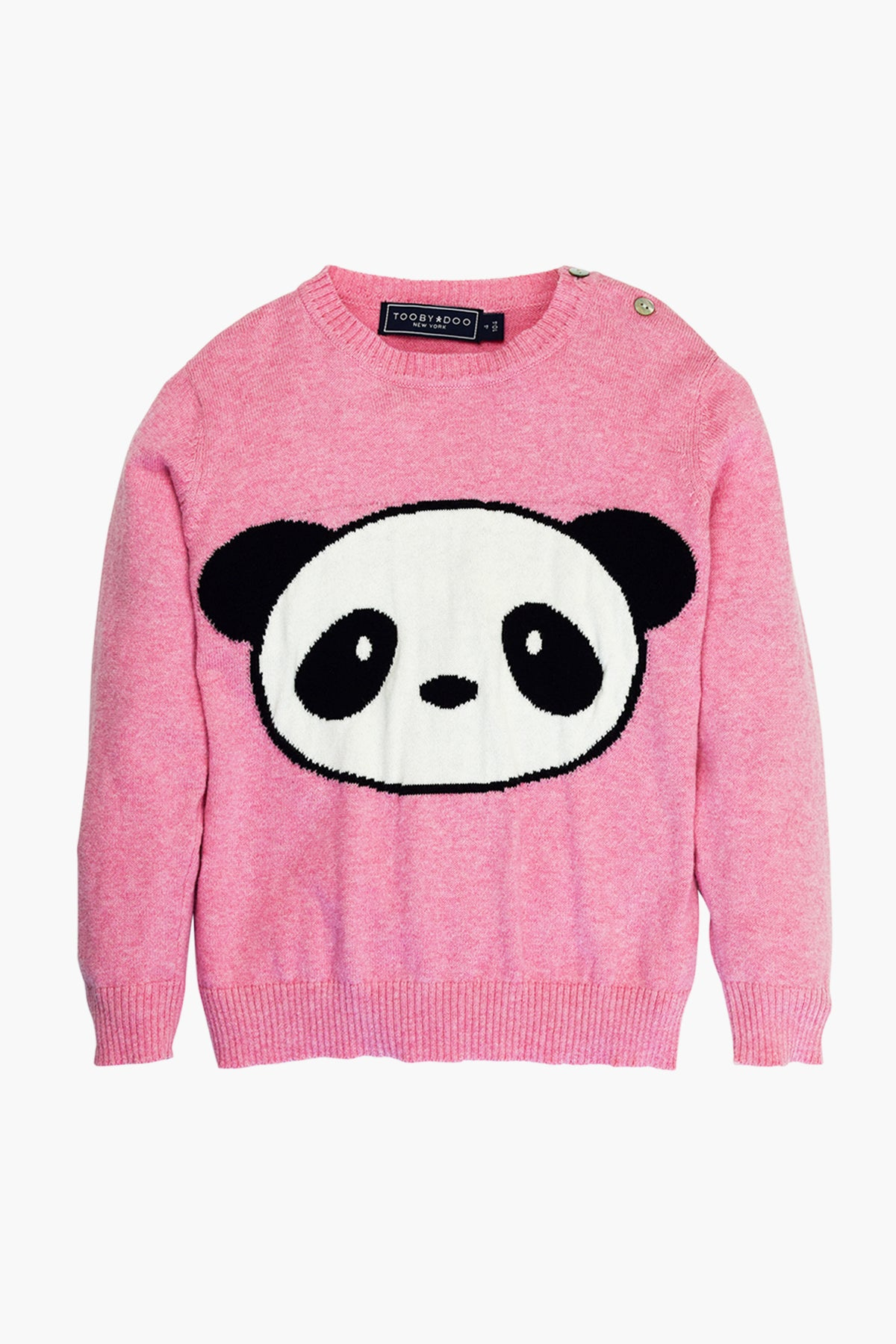 Toobydoo Cashmere Panda Sweater