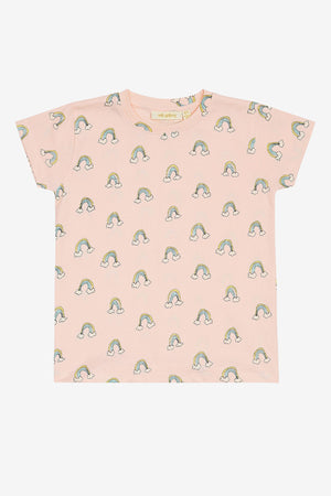 Soft Gallery Rainbow Girls T-Shirt