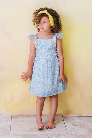 Lali Kids Pinafore Dress