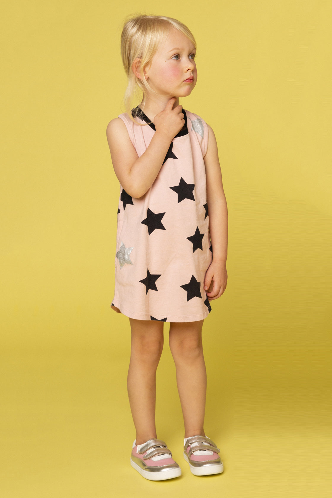 Old Soles Starstruck Girls Dress