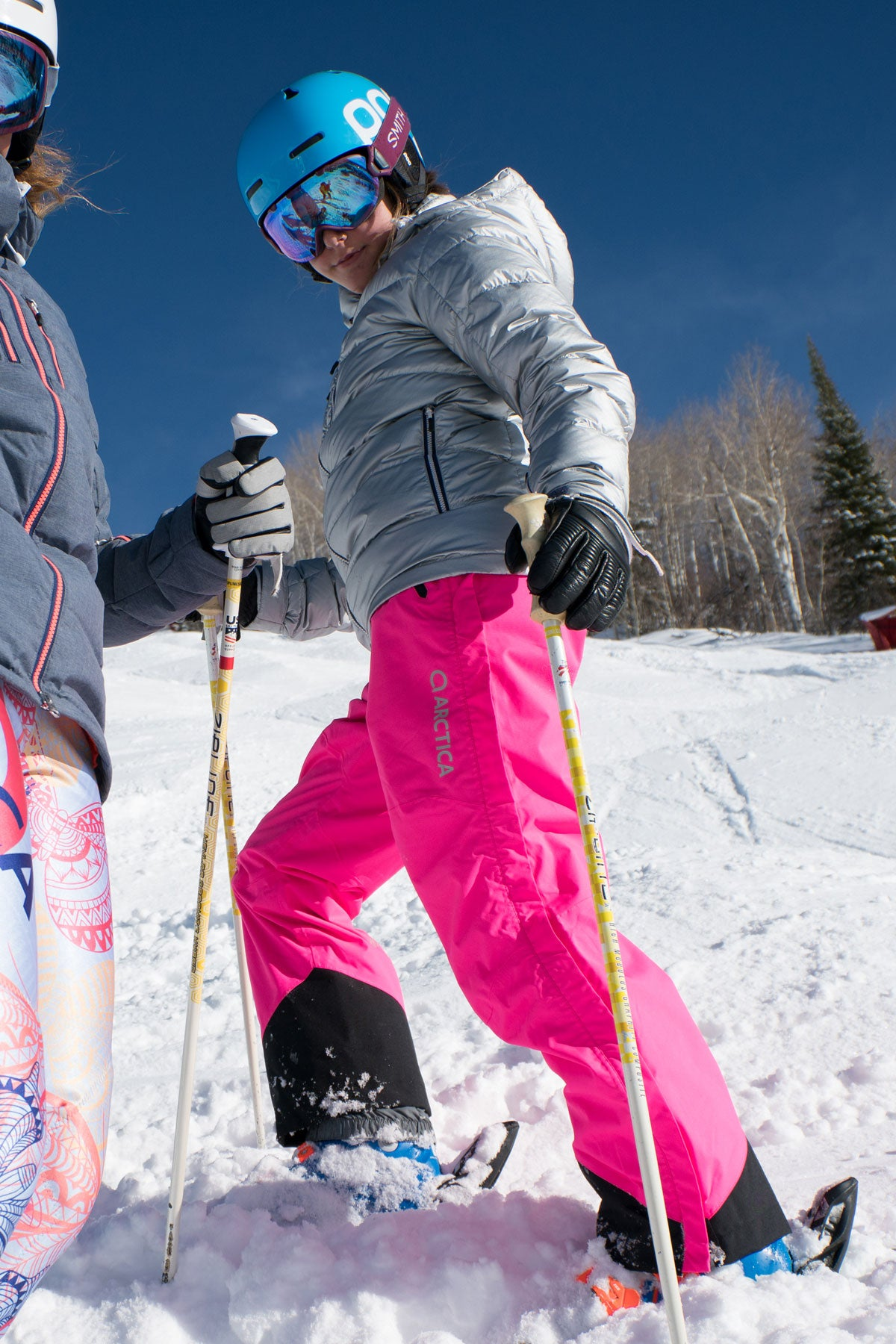 b38cd2d3f8 Arctica Youth Side Zip Ski Pants 2.0 - Hot Pink