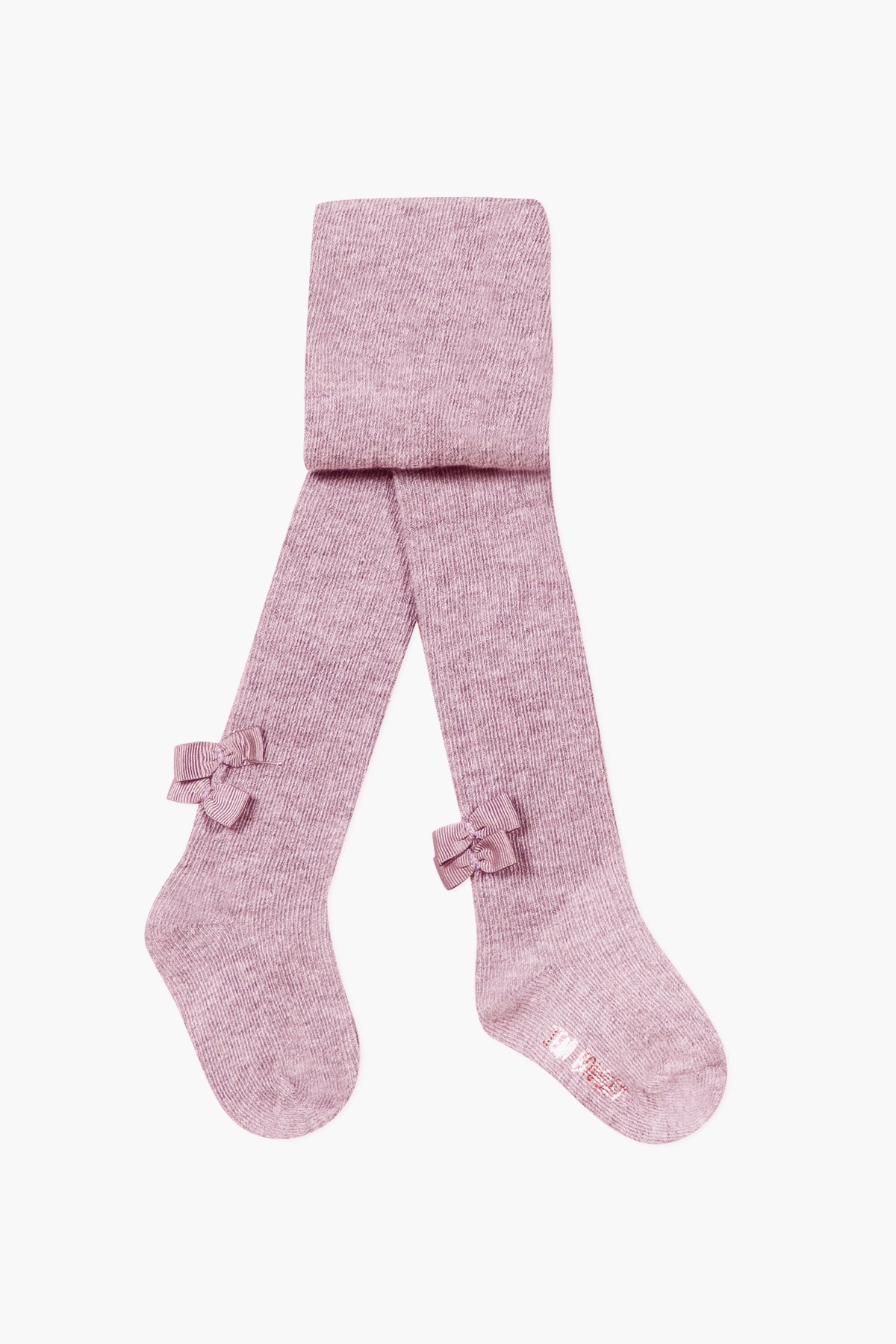 Jean Bourget Baby Tights - Pink