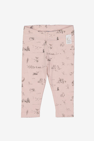 Wheat Winnie the Pooh Legging - Powder