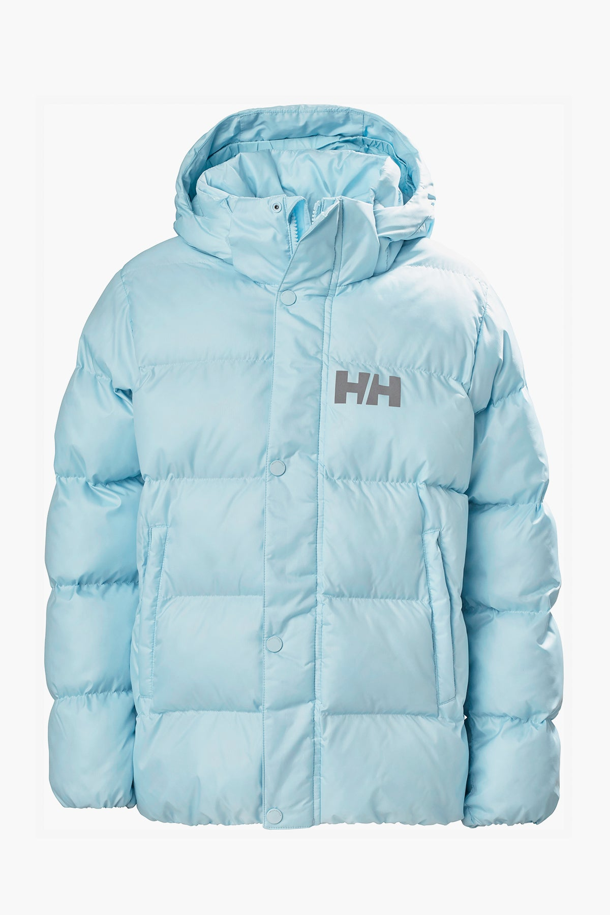 Helly Hansen Kids Puffy Jacket Radical - Ice Blue