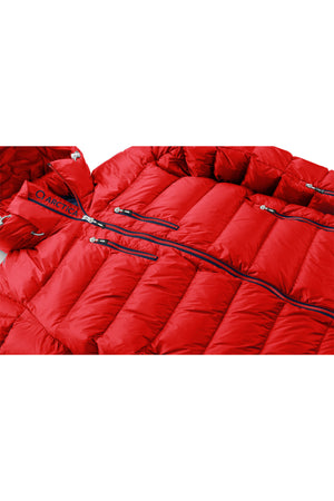 Arctica Youth Classic Down Packet - Red
