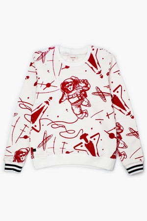 Catimini Space Kids Sweatshirt