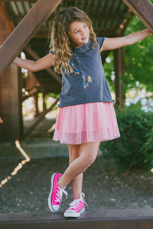 Mini Shatsu Fresh Roller Skates Dress