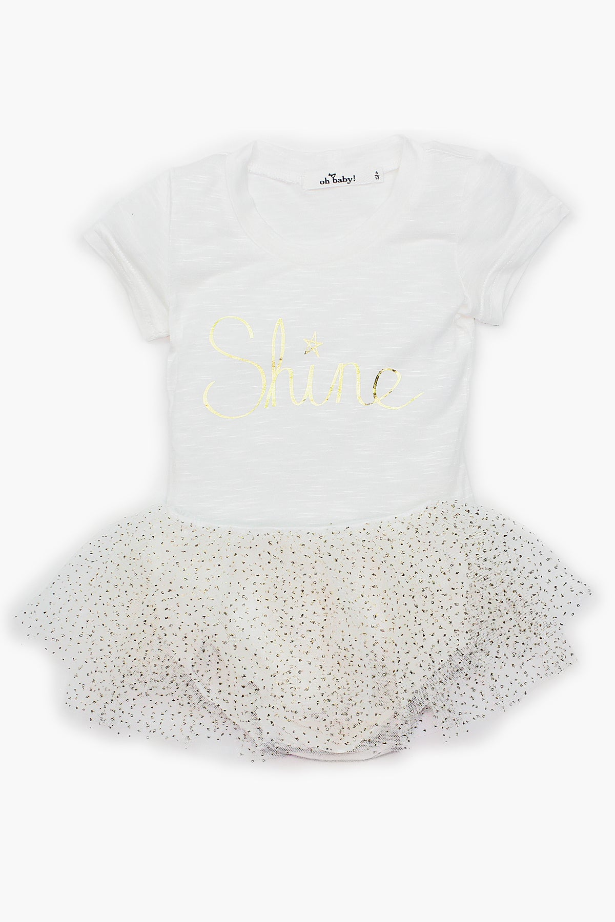 Oh Baby! Shine Tutu Set