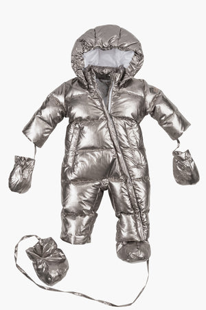 ADD Down Baby Snow Suit