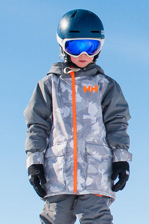 Helly Hansen Jr Skyhigh Jacket