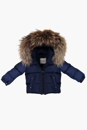 SAM. Snowbunny Jacket - Navy