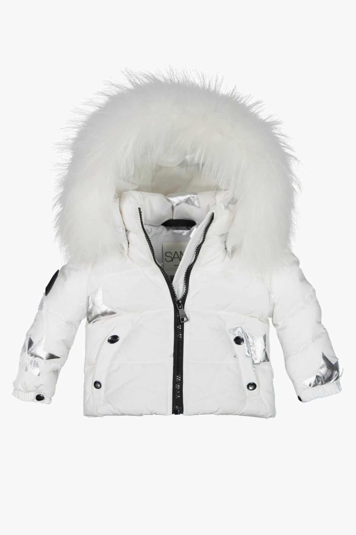SAM. Star Snowbunny Baby Girl Jacket