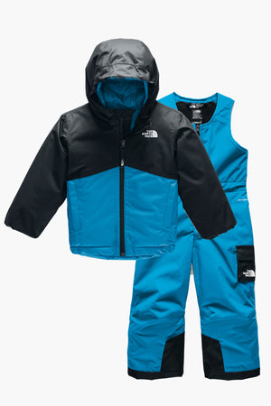 The North Face Snowquest Insulated 2-Piece Set - Acoustic Blue