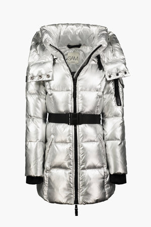SAM. Girls Soho Jacket - Silver