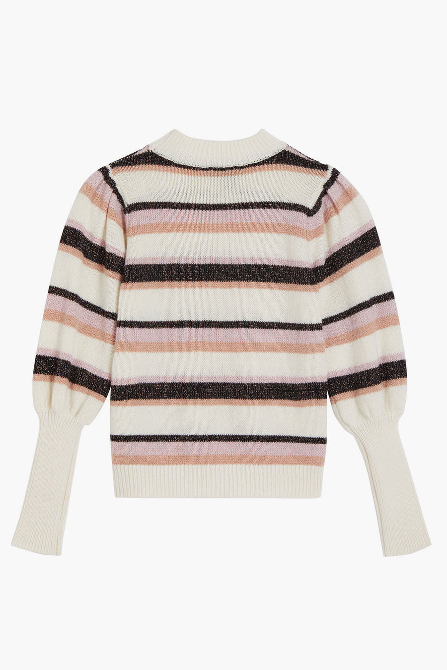 Velveteen Stella Girls Sweater - Stripe