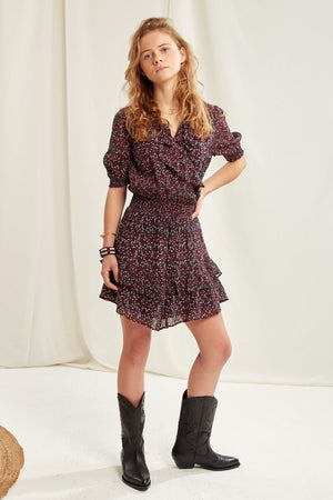Les Coyotes de Paris Stevie Floral Dress