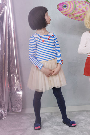 Billieblush Striped Girls Dress (Size 3 left)